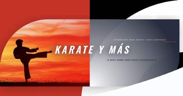 Karate y Más, el sitio web que centraliza información sobre Karate, Artes Marciales y Defensa Personal - 1, Foto 1