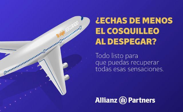 Allianz Partners lanza la campaña 'Tu Viaje asegurado', para devolver confianza a los viajeros - 1, Foto 1
