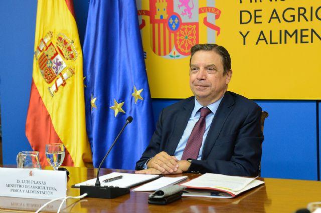 Luis Planas: El Gobierno garantiza el mantenimiento para Canarias de los fondos POSEI 2021-2027 - 1, Foto 1