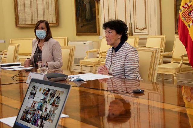 Isabel Celaá constituye la nueva Conferencia Sectorial del Sistema Nacional de Cualificaciones y FP para el Empleo - 1, Foto 1