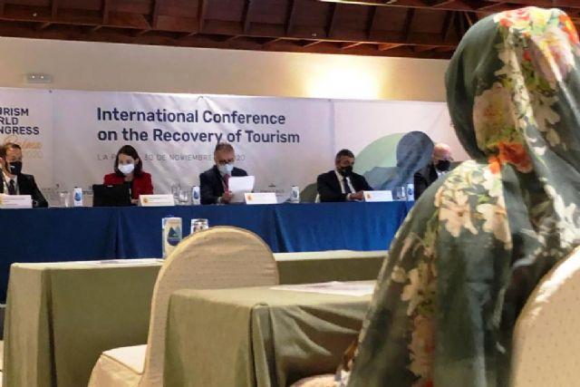 Líderes mundiales del turismo de más de 95 países y 100 empresas turísticas se comprometen en Canarias con la recuperación del turismo internacional - 1, Foto 1