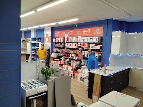 Fersay inaugura un establecimiento córner en Andorra - 1, Foto 1