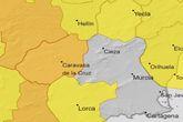 Meteorolog�a actualiza avisos por vientos para mañana martes d�a 8 de diciembre
