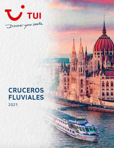 TUI refuerza su programación y publica, por primera vez, un catálogo de Cruceros Fluviales - 1, Foto 1