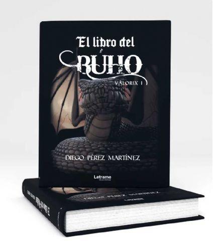 ´El libro del búho´, de Diego Pérez Martínez recupera la esencia de los géneros de fantasía y de aventuras - 1, Foto 1