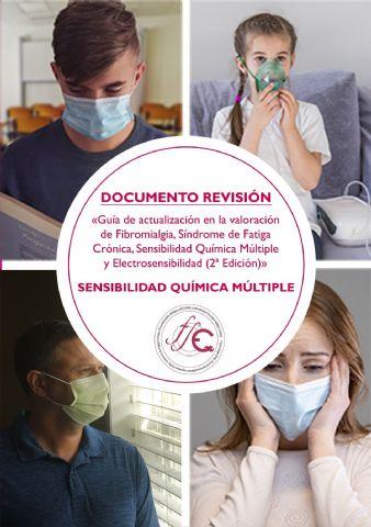 Asociaciones de enfermos de Sensibilidad Química Múltiple contra INSS: NO a una guía perjudicial - 1, Foto 1