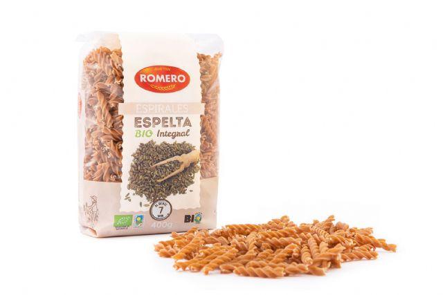 Pasta Espelta de Pastas Romero Un superalimento ecológico e integral - 1, Foto 1