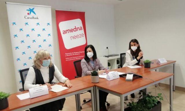 Clausuran el programa Mentoring para la inserción laboral de mujeres - 1, Foto 1