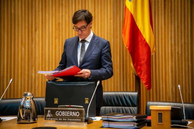 EL Ministerio de Sanidad cumple con los compromisos adquiridos por el Gobierno para el año 2020 - 1, Foto 1
