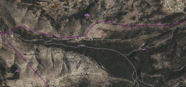 Servicios de emergencia localizan y rescatan a 4 senderistas en Sierra Espuña, Foto 1