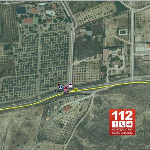 Fallece un hombre en un accidente de tráfico en Mazarrón - 1, Foto 1
