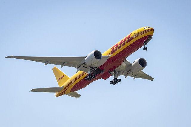 DHL Express fortalece su red mundial de aviación con la compra de ocho aviones de carga Boeing 777 - 1, Foto 1