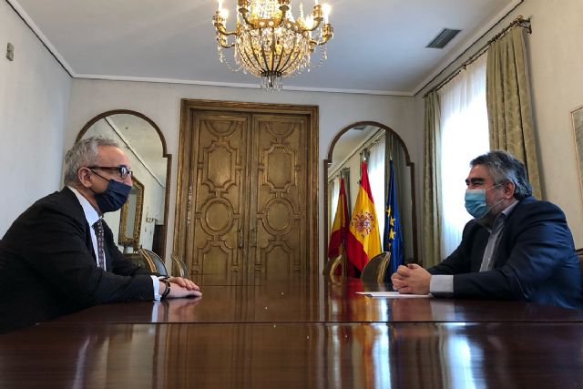 El Ministerio de Cultura y Deporte y el Comité Olímpico Español trabajan en un nuevo modelo del Deporte y en el plan ADO - 1, Foto 1