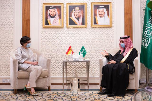 La ministra de Asuntos Exteriores visita Arabia Saudí los días 8 y 9 de febrero - 1, Foto 1