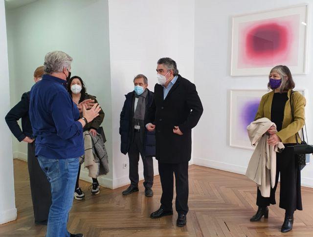 El ministro de Cultura y Deporte apoya a las artes visuales contemporáneas en ARCO GalleryWalk - 1, Foto 1