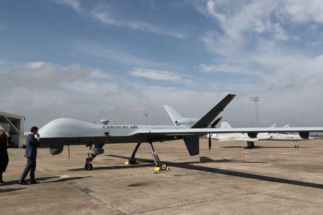 El presidente Sánchez visita la base aérea de Talavera la Real - 1, Foto 1