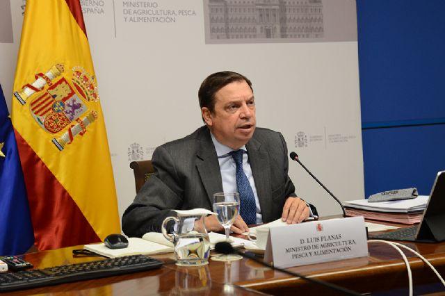 Luis Planas pide a la Comisión Europea claridad y certeza para fijar las cuotas pesqueras con Reino Unido - 1, Foto 1