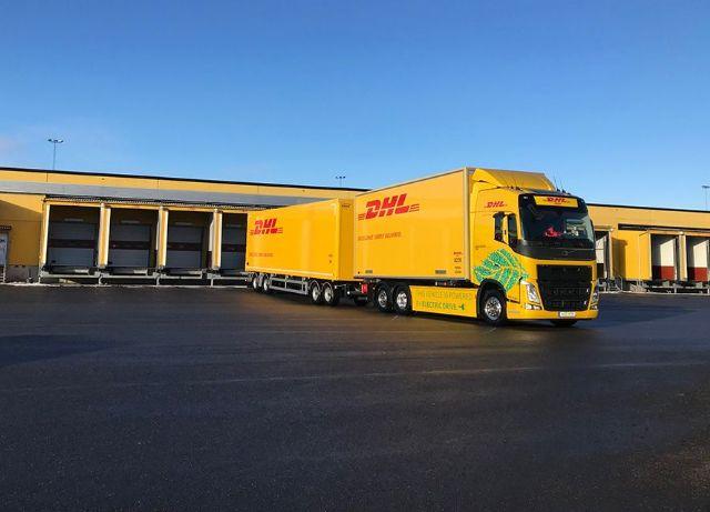 DHL Freight y Volvo Trucks se unen para acelerar la transición energética del transporte por carretera - 1, Foto 1