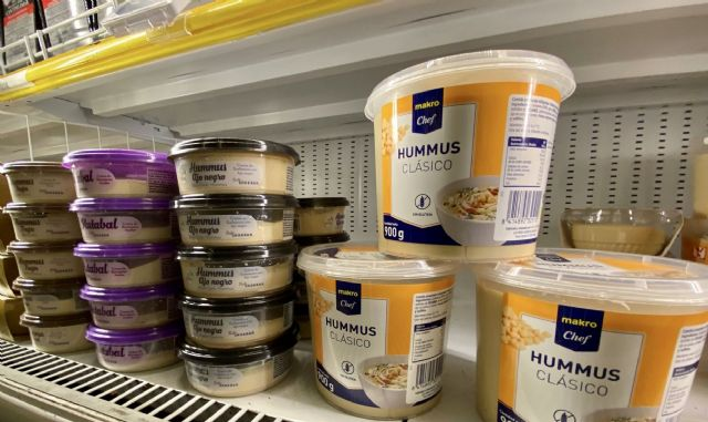 Los hummus de Taste Shukran ya están disponibles en Makro - 1, Foto 1