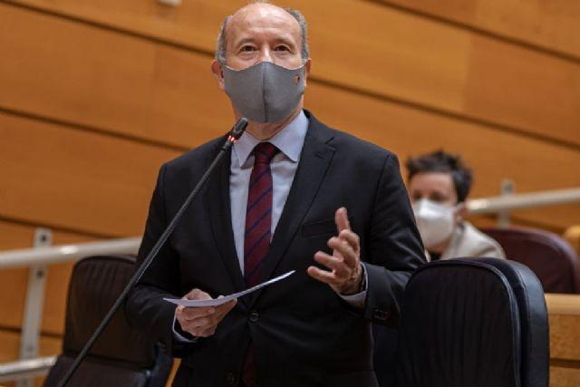 Campo reitera el compromiso del Gobierno para reformar la LOPJ en lo relativo a la jurisdicción universal - 1, Foto 1