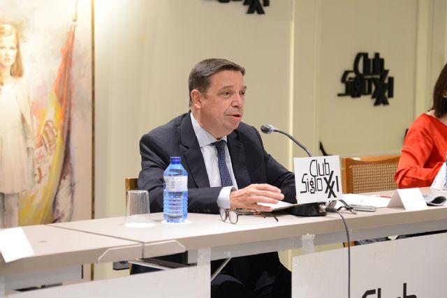 Luis Planas señala que las nuevas tendencias de consumo y la demografía marcarán los sistemas alimentarios del futuro - 1, Foto 1