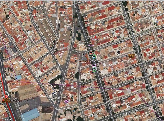 Un hombre de 67 años sufre un infarto mientras conducía un vehículo en Cartagena - 1, Foto 1