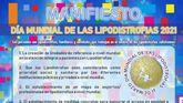 Totana se sumará al Manifiesto del Día Mundial de las Lipodistrofias que se celebra el próximo día 31 de marzo