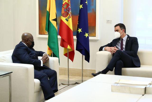 Sánchez apuesta por continuar estrechando los lazos de España con los países del África Occidental - 1, Foto 1