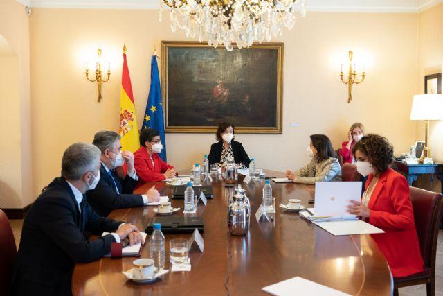Calvo destaca la multilateralidad y el internacionalismo en los eventos con los que se conmemora la primera vuelta al mundo de Magallanes y Elcano - 1, Foto 1