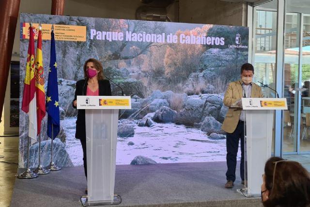 Ribera y García-Paje acuerdan culminar las negociaciones para el traspaso de competencias de Cabañeros y Tablas de Daimiel - 1, Foto 1