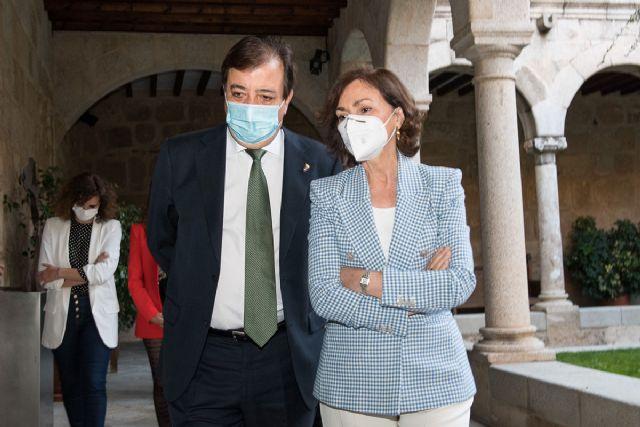 Calvo reclama coordinación, eficiencia y lealtad entre administraciones para poner rumbo a la recuperación de España - 1, Foto 1