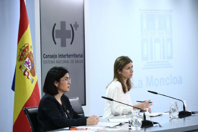 El Consejo Interterritorial detalla en un acuerdo las actividades que son incompatibles con el uso de la mascarilla - 1, Foto 1