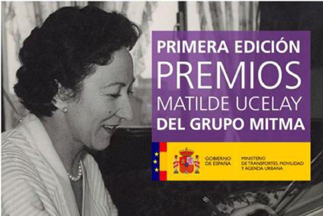 Mitma publica la convocatoria de los Premios Matilde Ucelay por la igualdad entre hombres y mujeres - 1, Foto 1