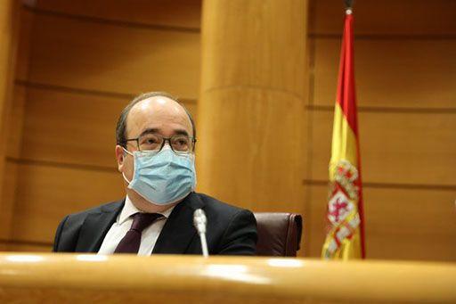 Miquel Iceta se compromete a impulsar el municipalismo como uno de los ejes fundamentales de actuación del Ministerio - 1, Foto 1