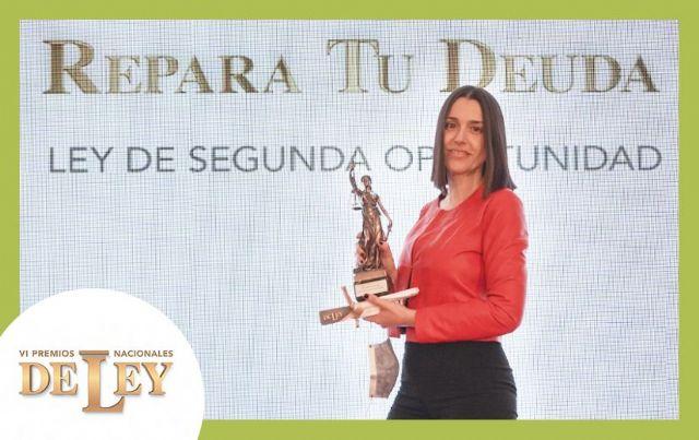 Repara tu Deuda abogados gana el Premio Nacional de Ley en la categoría ´La Ley de la Segunda Oportunidad´ - 1, Foto 1