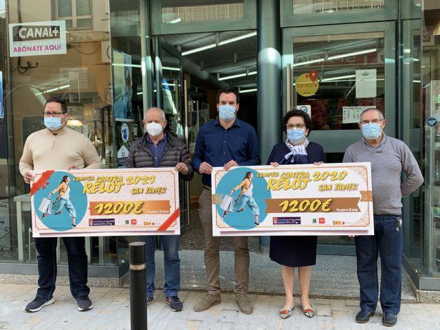 Los ganadores de la Compra Contrarreloj gastan en el comercio local 1200 euros cada uno en menos de 120 minutos - 1, Foto 1
