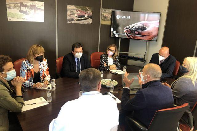 Política Territorial y Función Pública ultima los trabajos para la firma del Convenio del Fondo de Inversiones de Teruel 2021 con el Gobierno de Aragón - 1, Foto 1