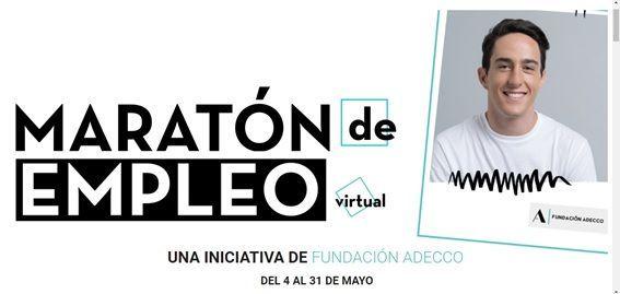 Primera Maratón del Empleo Virtual de Fundacin Adecco - 1, Foto 1