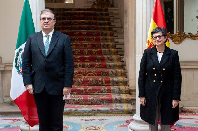 España y México fortalecen su relación bilateral - 1, Foto 1