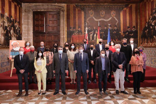 El ministro de Cultura y Deporte reconoce con el Plan Berlanga la aportación del cineasta a la cultura - 1, Foto 1