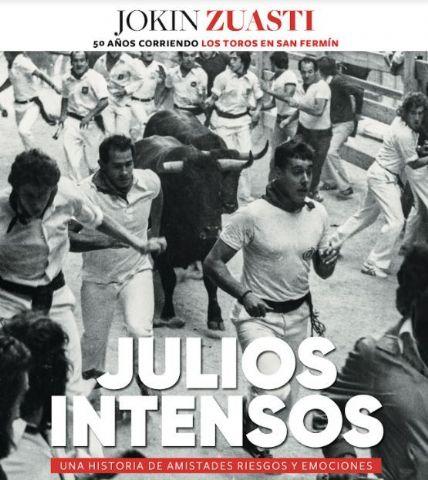 Sale a la venta la autobiografía y experiencias en los encierros de Pamplona del corredor Jokin Zuasti - 1, Foto 1