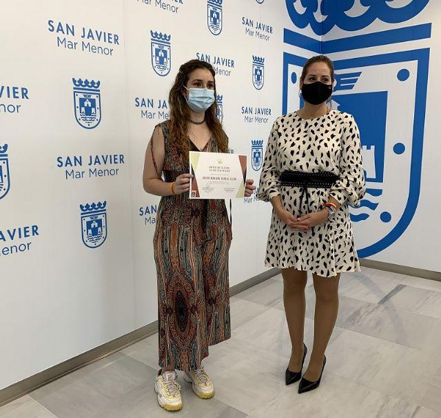 El joven Javier Porras gana el concurso de cortos Lo que está pasando , convocado durante la pandemia - 1, Foto 1
