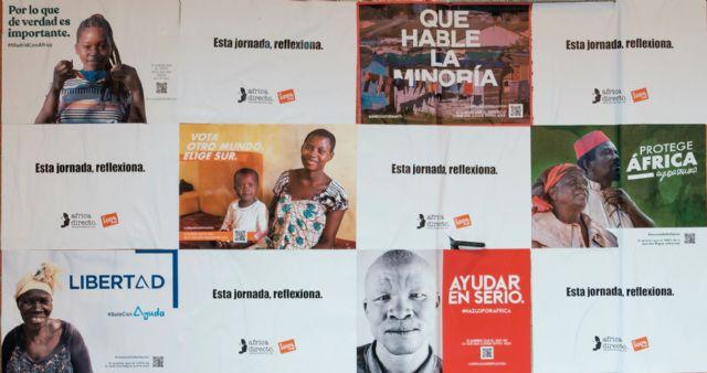 La otra jornada de reflexión que África Director propuso a Madrid - 1, Foto 1