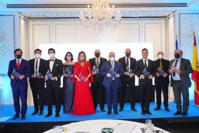 La AEDEEC concede el Premio Nacional de Jurisprudencia y Legislación Alfonso X El Sabio 2 - 1, Foto 1