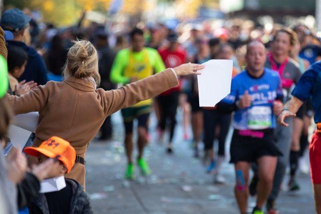 La maratón de Nueva York se celebrará muy probablemente en noviembre, según la New York Road Runners y e-Visado - 1, Foto 1