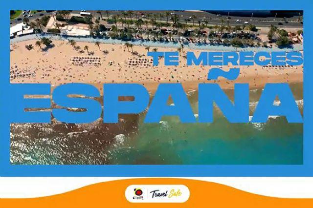 Te mereces España, la nueva campaña de TURESPAÑA para atraer turistas internacionales - 1, Foto 1