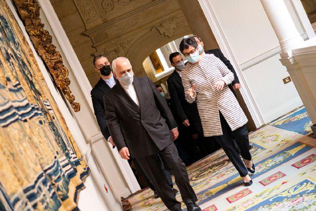 González Laya recibe al ministro de Asuntos Exteriores iraní para celebrar consultas políticas entre España e Irán - 1, Foto 1