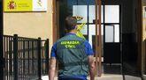 La Guardia Civil detiene a dos peligrosos delincuentes por la extorsión y detención ilegal de un vecino de Totana