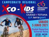 Totana albergará al sábado 5 de junio por primera vez el Campeonato Regional de XCO (BTT modalidad Rally Olímpica)