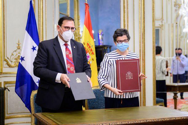 España y Honduras refuerzan su relación bilateral - 1, Foto 1